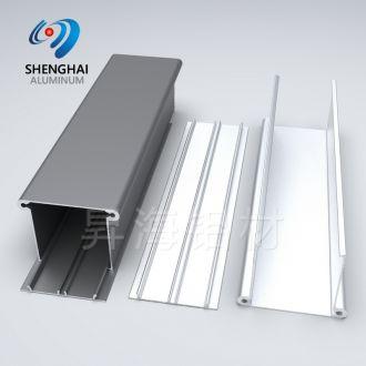 外贸出口非洲LED外壳铝型材