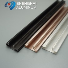 展示板板槽铝型材